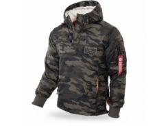 Зимняя куртка анорак Dobermans Aggressive KU201CM