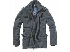 Куртка Brandit M-65 Voyager Wool Anthracite