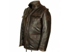 Куртка Airborne Apparel Military M-65 Brown