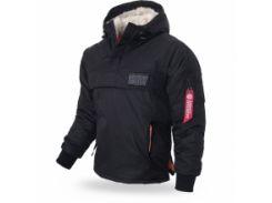 Зимняя куртка анорак Dobermans Aggressive KU201BK