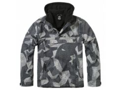 Анорак Brandit Windbreaker NIGHT CAMO DIG