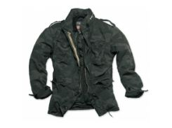 Куртка Surplus M-65 Regiment Black Camo