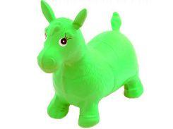 Прыгуны-лошадки MS 0001 (Зеленый)