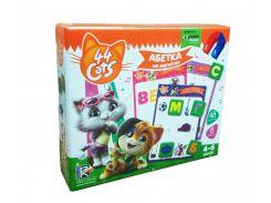 """Азбука на магнитах """"44 Cats"""" VT5411-07 (укр)"""
