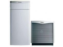 Тепловой насос воздух-вода VAILLANT flexoTHERM exclusive VWF 57 /4