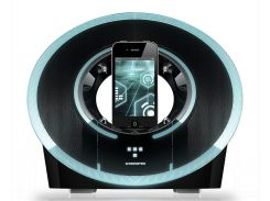 Акустическая система Monster Tron Light Disc Audio Dock для iPod/iPhone