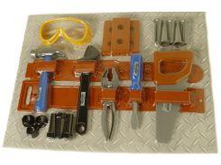 Набор инструментов игровойWorkshop Tool Set 29118-19, 22 детали