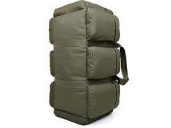 Сумка-рюкзак тактическая xs-90l3, 90 л – оливковый