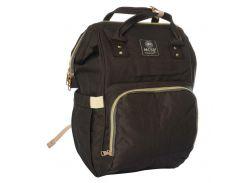 Сумка-рюкзак MK 2878, 40x25x13 см, черный