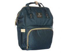 Сумка-рюкзак MK 2878, 40x25x13 см, синий
