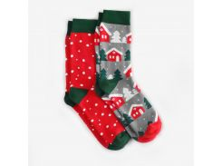 Носки мужские Dodo Socks Koliada 42-43, набор 2 пары
