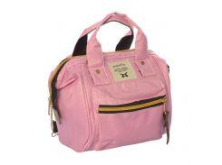 Сумка-рюкзак MHZ MK 2876, розовая