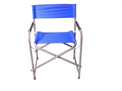 Кресло складное WHW13615-3 58х48х78 см, синее