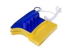 Магнитная щетка для мытья окон двухсторонняя Glass Wiper