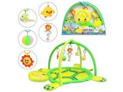 Развивающий коврик для младенца Best Toys 898-12 B/0228-1 R