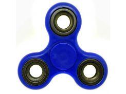 Спиннер Hand Spinner вертушка антистресс, синий