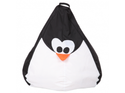 Кресло-мешок Хатка Пингвин средний (подростковый)