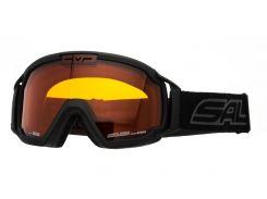 Маска гірськолижна Salice 618 Sonar Black
