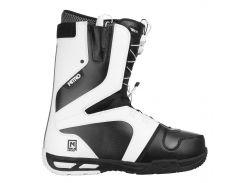 Черевики для сноуборду Nitro Venture TLS 31,5 Black-White