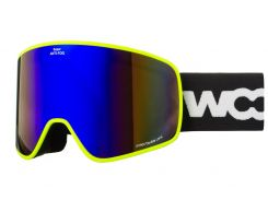 Маска гірськолижна Woosh W95-1 Lime