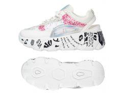 Жіночі кросівки EAC Fashion 40 White Pink