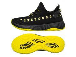 Чоловічі кросівки Marlen 45 Black-Yellow