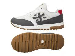 Чоловічі кросівки H-oroso 41 White-Grey