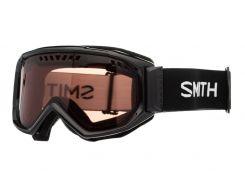 Маска гірськолижна Smith Scope Black