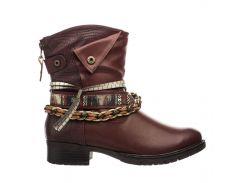 Жіночі черевики Jana 37 Burgundy