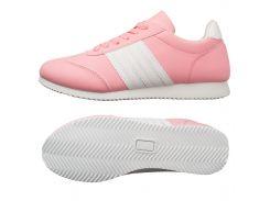 Кросівки жіночі Casual classic pink-white 38
