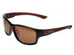 Окуляри велосипедні Green Cycle GGL-500 Polarized Lens Black-Red