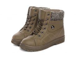 Жіночі черевики Tree 37 Khaki