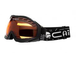Маска гірськолижна Cairn Freeride SPX2000 Black