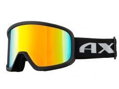 Маска гірськолижна Axon Avalanche Black 1