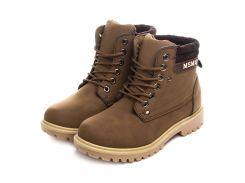 Жіночі черевики MSMG Women 36 Brown