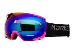 Маска гірськолижна Marker MAP Clarity Mirror L Pink