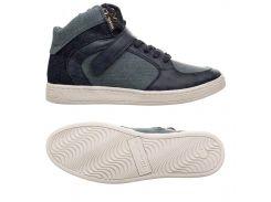 Жіночі черевики Tamaris Blau Kombi 37 Navy
