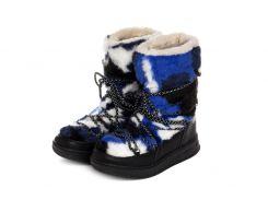 Жіночі черевики Kylie Fury Marino 39 Blue