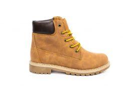 Жіночі черевики Jumex 39 Brown (HP6402)