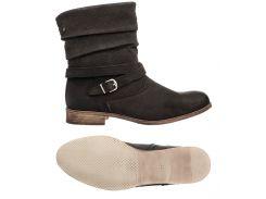 Жіночі черевики Pier One 3846 38 Black