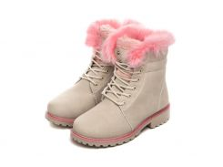 Жіночі черевики VG Max 39 Grey-pink