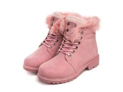 Жіночі черевики D73-18 Original Wind D 37 Pink (D73-18_37)