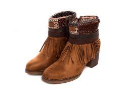 Жіночі черевики Kylie kantri 36 Camel