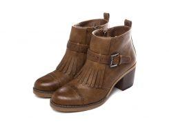 Жіночі черевики Kylie Texas Cuero 37 Brown