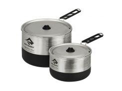 Набір посуду Sea To Summit Sigma Pot Set 2.0 Silver