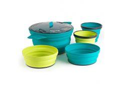 Набір посуду Sea To Summit X-Set 31 Mix Color