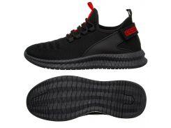 Чоловічі кросівки SlingMe 45 Black-Red