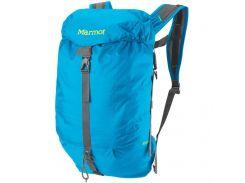 Рюкзак Marmot Kompressor 18 Blue Sea