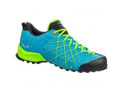 Чоловічі кросівки Salewa MS WILDFIRE 45 Blue-Green