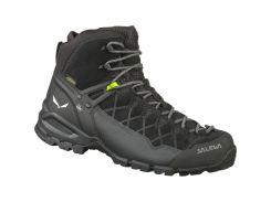 Чоловічі трекінгові черевики Salewa MS ALP TRAINER MID GTX 45 Black